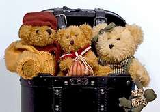 Koffer packen - Reisevorbereitungen