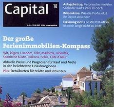 Titelbild Capital 18/2008